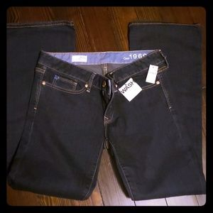 GAP new with tags size 6 petite 28 jeans